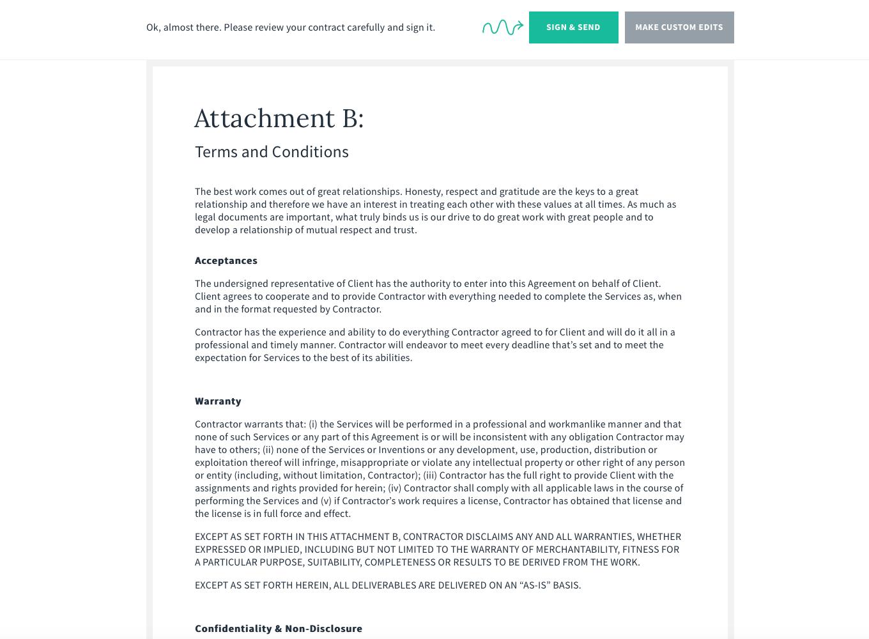Carsten Sachse Webdesign Blog Freelancer Verträge
